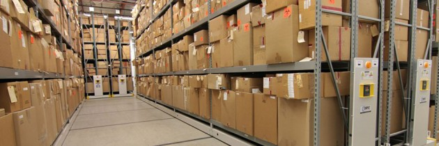 Industrial storage solutions – a method to streamline your business